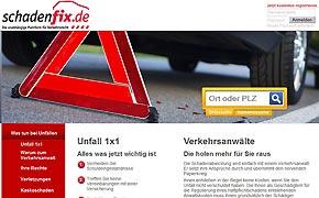 Schadenfix_neue_Website