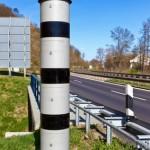 Moderne Geschwindigkeitskontrolle