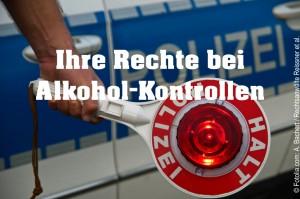 Fachanwalt Verkehrsrecht Augsburg: Ihre Rechte bei Alkoholkontrollen